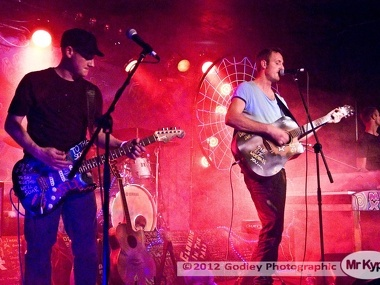 TRIBUTE NIGHT mit Coldplace (Coldplay)