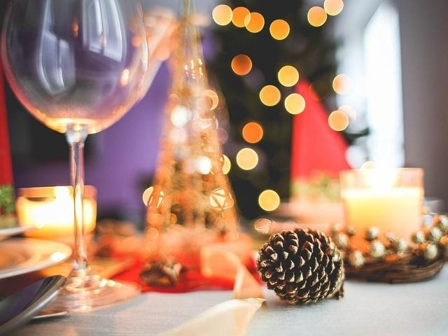 Kerstborrel Klassiek </br> incl. dinerbuffet