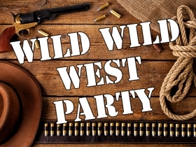 Wild Wild West Party </br> inclusief buffet