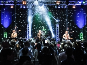 Hotelarrangement inclusief Tribute Night: Bee Gees </br>1 nacht (za-zo)