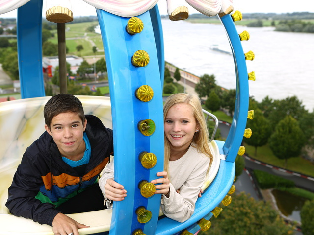 Wunderland Kalkar Groepsarrangement in Kernie's Familiepark